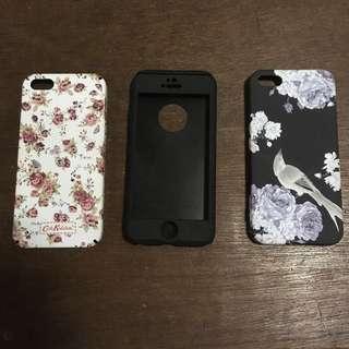 Iphone 5/5s/5c/SE Case (Single/Bundle)