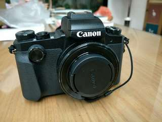 Canon相機 powershot G1 X Mark3