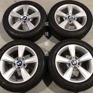 BMW 原廠16吋鋁圈