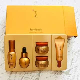 Sulhwasoo Gingseng Care kit