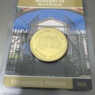 Australia's hang sell brass