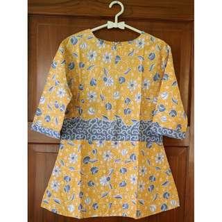 REPRISE Batik Fashion Lengan 3/4