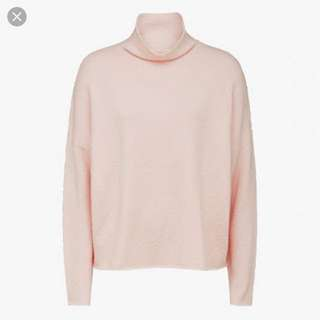 French Connection pink sweater