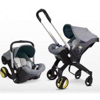 Doona Car Seat Stroller (RENTAL)