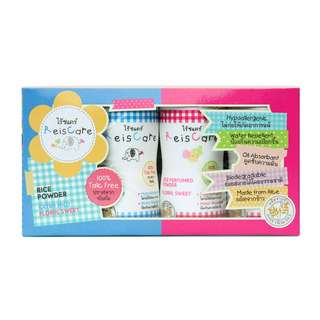 REISCARE 4-IN-1 COMBO PACK (2 EXTRA MILD 50G & 2 FLORAL SWEET 50G)