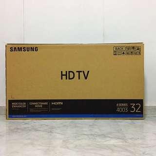 "Brand new Samsung 4 series 4003 32"" HDTV"