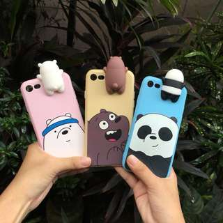 We bare bears cases for iPhone 7