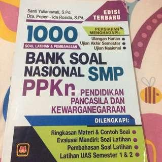 Bank Soal Nasional PPKn SMP