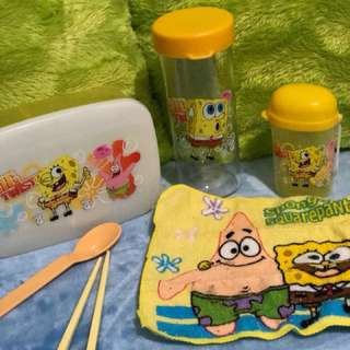 Kids Lunch Box set