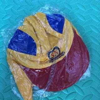 金巴倫(St Nicholas, SN)英文幼稚園 全新校帽