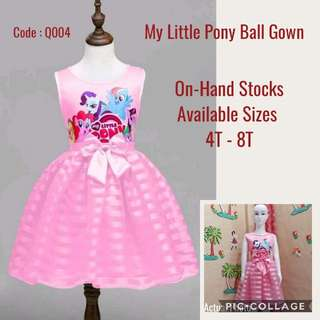 My Little Pony Ball Gown
