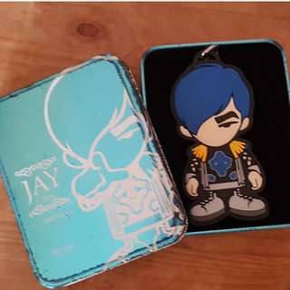 Jay Chou The Era Mirror Keychain