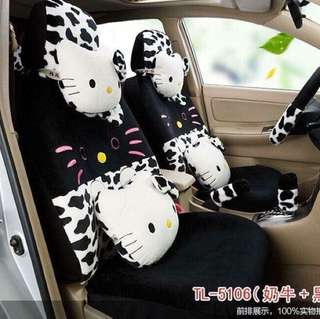 18in1 popular limited edition design seat cover