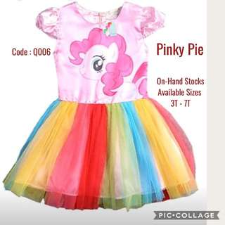 My Little Pony Charater Dress