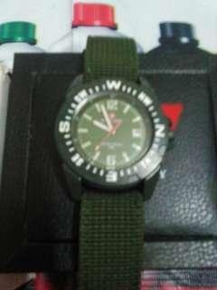 Swiss Army Military Watch