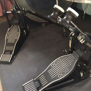 Double Pedal Heavy Duty