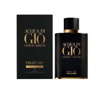 Giorgio Armani Acqua Di Gio Profumo Special Blend EDP 75ml for Men