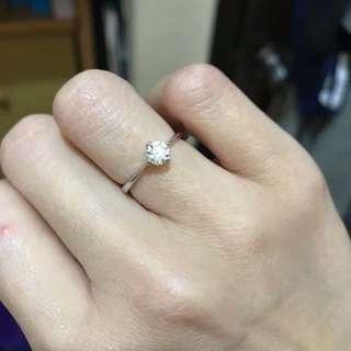40 份 Gia 鑽石戒指