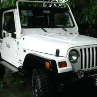 Jeep YJ/TJ windshield