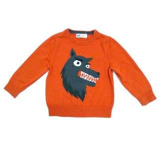 H&M Fine-knit Sweater 01