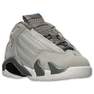 Jordan 14 Wolf Grey for Toddlers