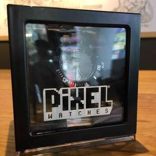 英國潮牌-PIXEL時尚潮錶