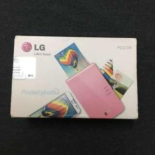 LG Pocket Photo PD 239