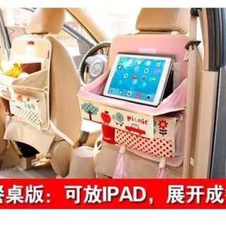 Carseat hanger For Ipad / Food
