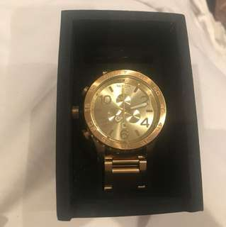 All Gold Watch