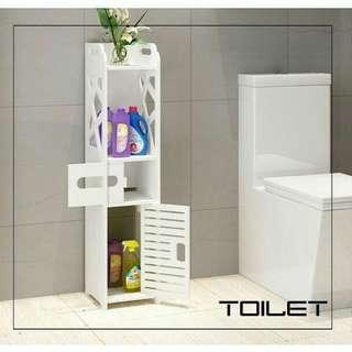 Rak kamar mandi/ rak serbaguna