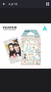 🚚 PO - Instax Alice Polaroid Film