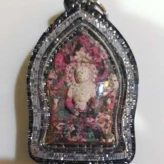 Thai Amulet - Phra Khun Paen