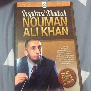 Nouman Ali Khan - Inspirasi Khutbah