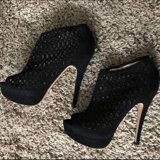 Black Heels Size 9
