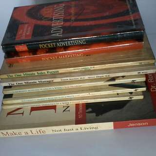 Bundle of Business Reference Books