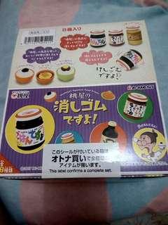 Momoya Japanese food eraser