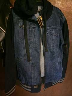 Freego Denim Jacket (Once used during event)