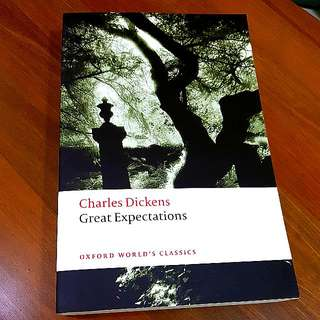 BN Great Expectations By Charles Dickson