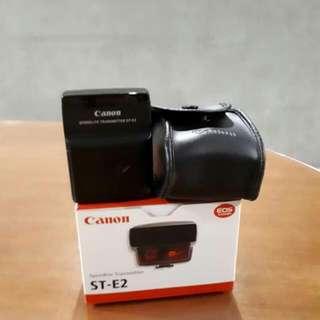 Canon Flash Light Transmitter St E2