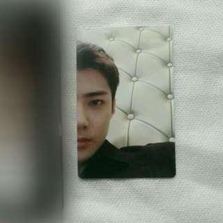 Exo Sehun 5th Anniversary Photocard