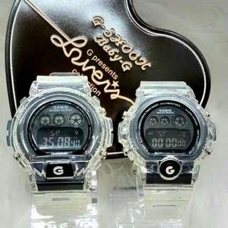 Gshock DW6900 (couple)