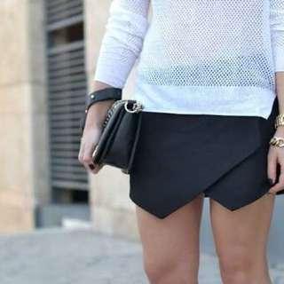 Zara inspired skorts size8