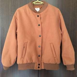 「全新」復古夾克