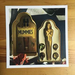 Mummies Postcard