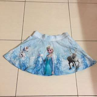 Frozen mini skirt #20under