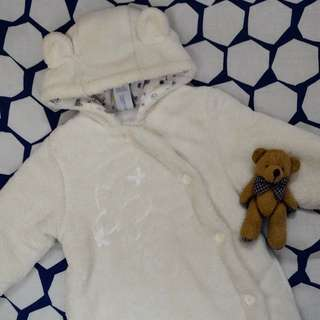 Teddy bear suit