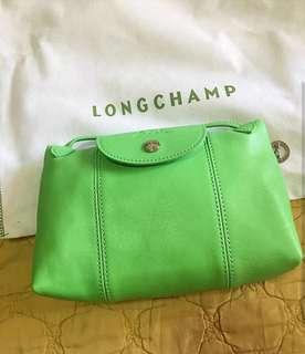 Longchamp Cuir Croosbody Bag