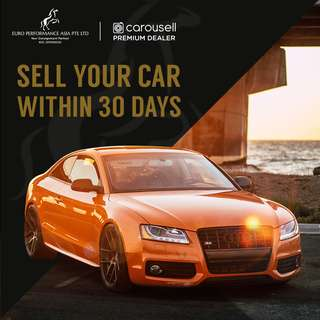 Sell your car within 30 days*!