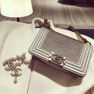 Chanel le boy 2015 cruise limited edition