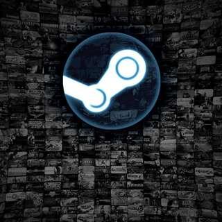 PC Games (Steam)